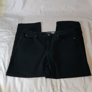 Liz Claiborne Straight Leg Denim Jeans